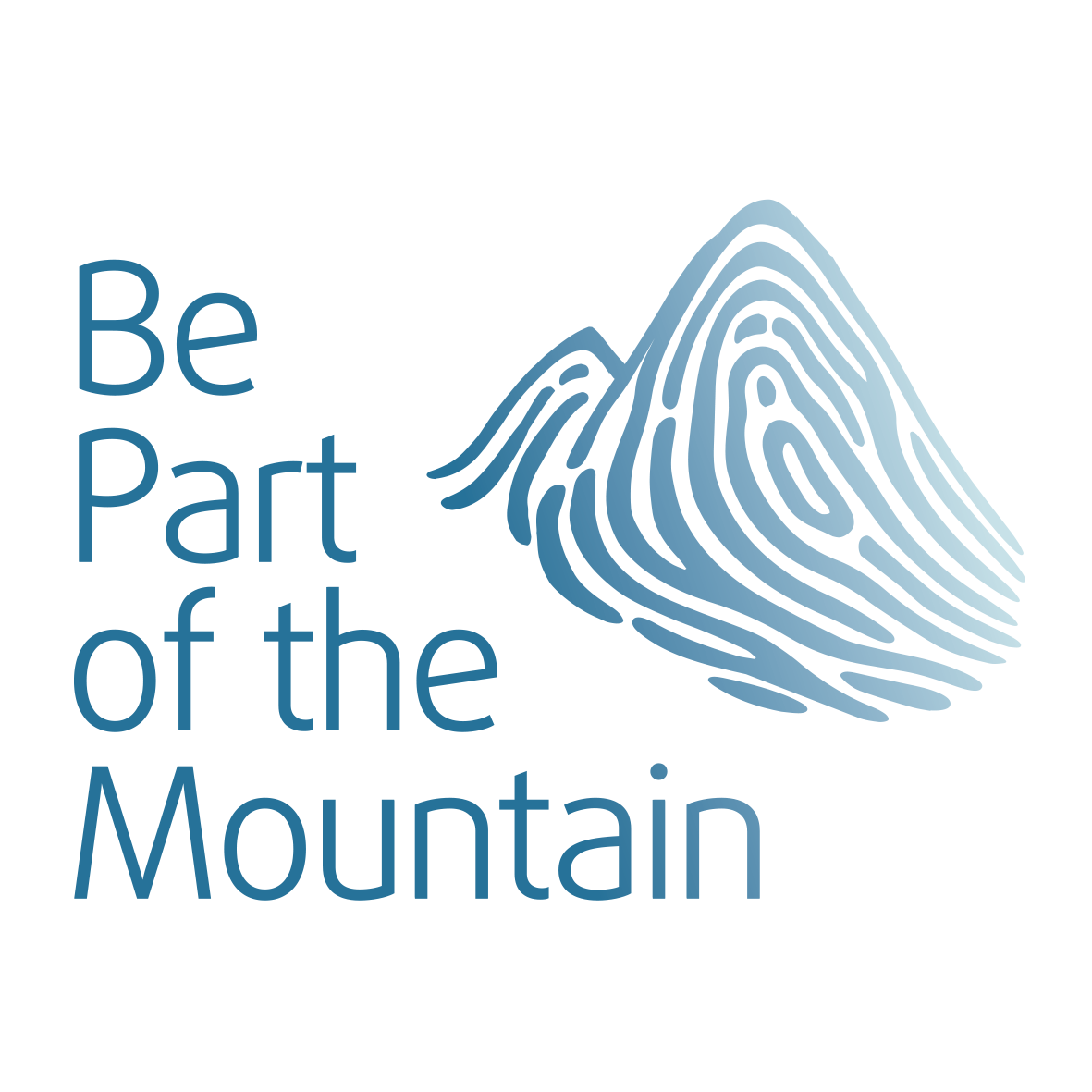 Be Part of the Mountain Logo