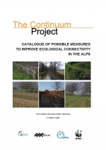 Catalogue: Possible Measures to Improve Ecological Connectivity