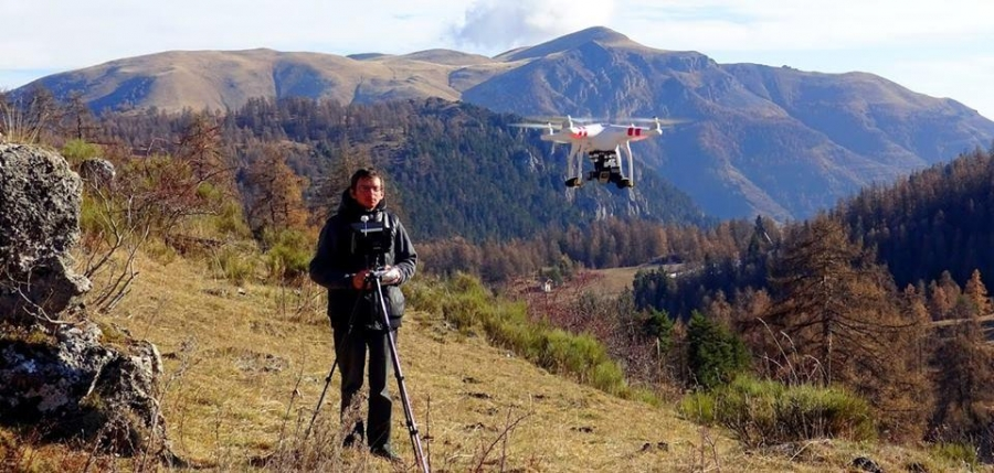 ALPARC conference - Unmanned Aircraft Systems (Drones) in protected areas: opportunities and threats